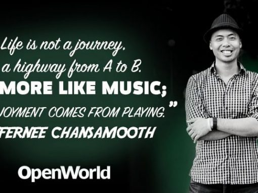 OpenWorld Mag with Danny Floods